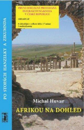 Afrikou na dohled  - Huvar Michal [E-kniha]